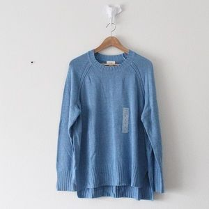 NWT Old Navy Blue Light Weight Sweater